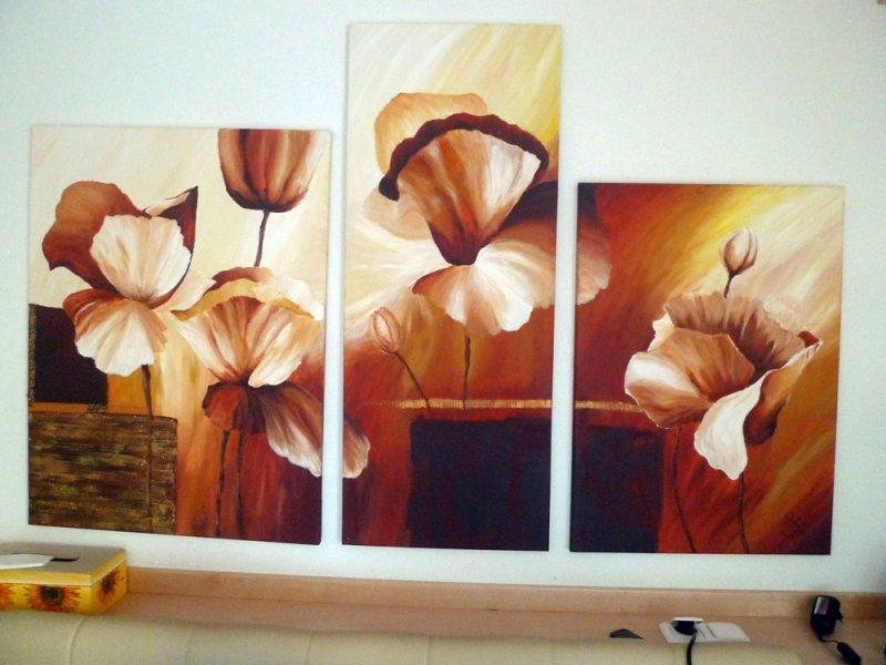 Blumen-3-teilig--ca.-160x100
