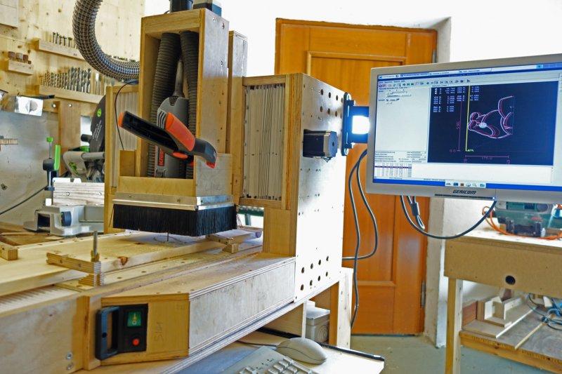 GB2-35-Bär mittels CNC fräsen2