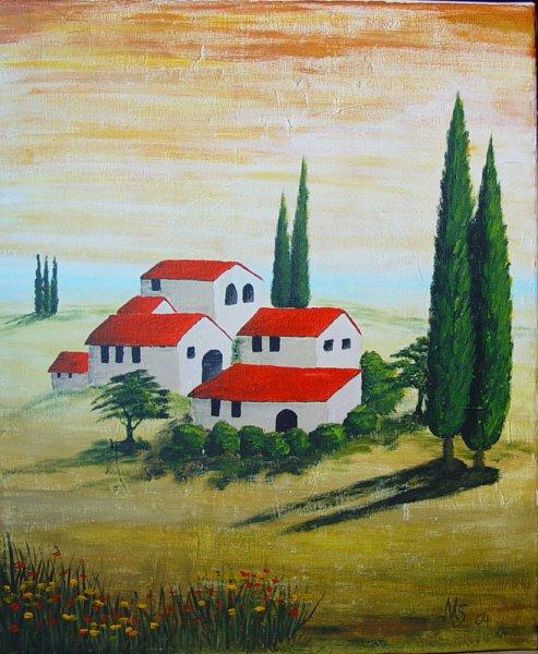 Landschaften---Toskana---2004