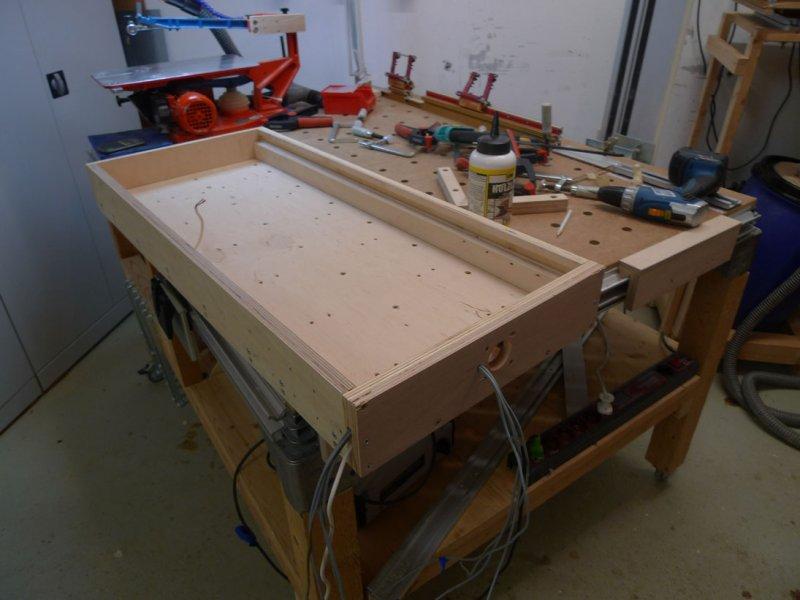 Solidis. Bau einer CNC-Fräse als DIY | Sigis Holzwerkerblog