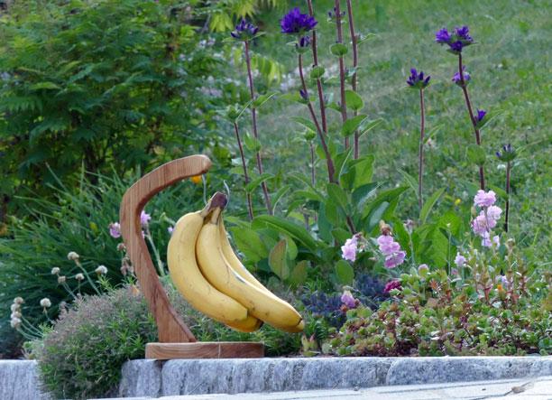 Bananen-Aufhänger