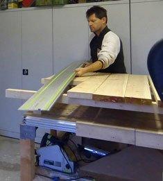GB2-06-Dünne Streifen für den Lattenrost schneiden